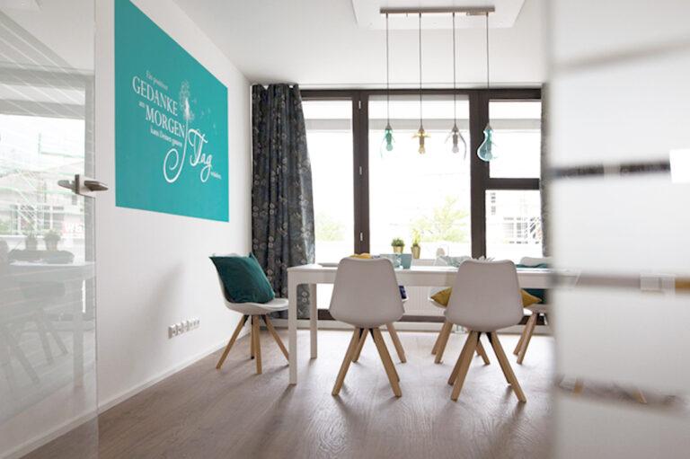 intensivpflege augsburg - gemeinschaftsraum